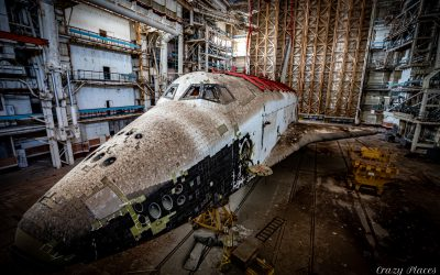 Buran – the Soviet Space Plane