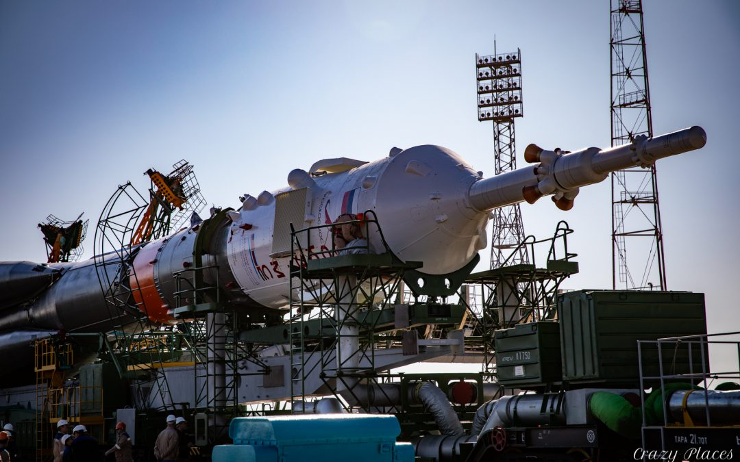 Soyuz Launch 2019