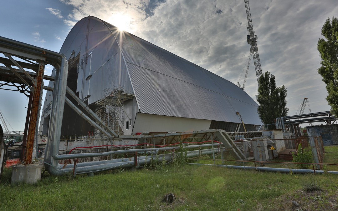 The Chernobyl Sarcophagus