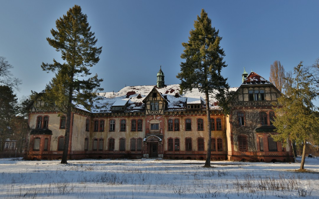Beelitz Heilstatten (video)