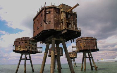 Redsands Sea Forts